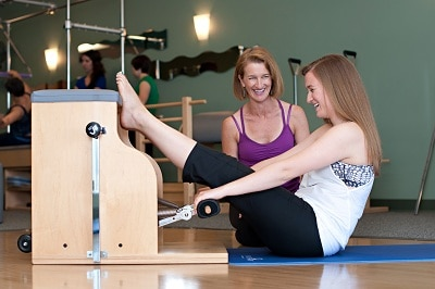 How to Sign Up for Pilates