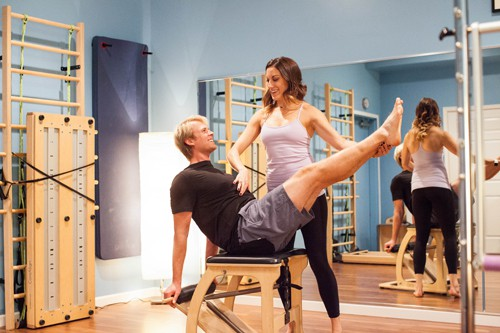 Series Class Men's Pilates