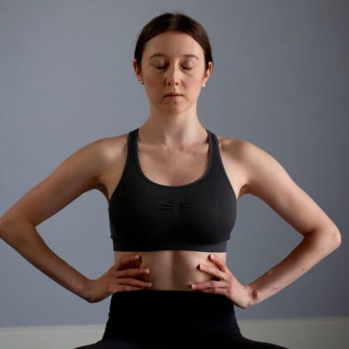 Pilates Principle Breathwork
