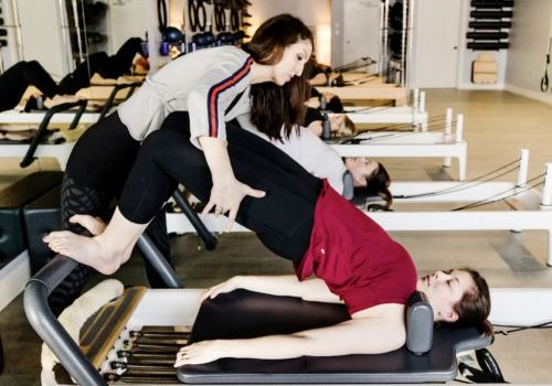 Pilates Group Class Fitness Levels