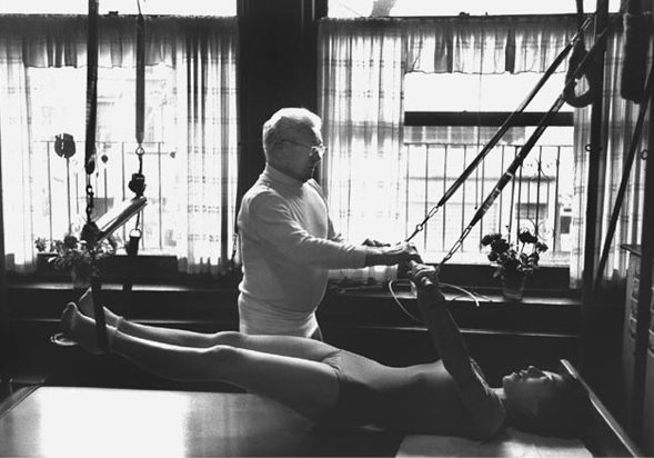 History of Joseph Pilates Movement Method