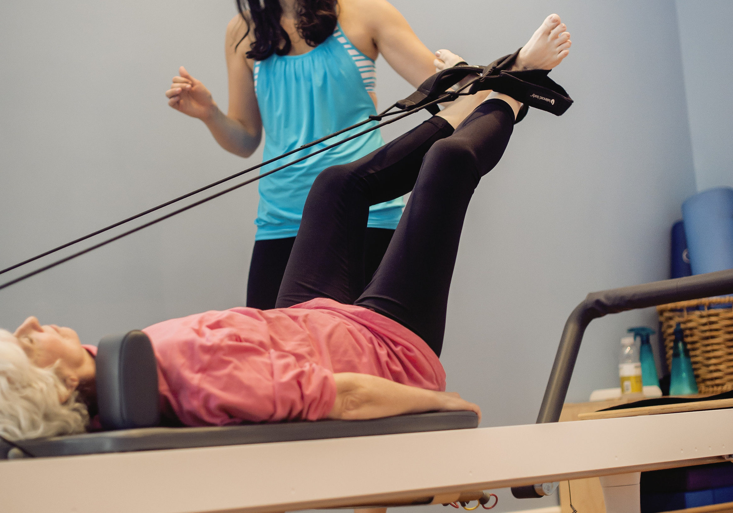 Pilates Private Session Starting May 11th Exercise During Quarantine