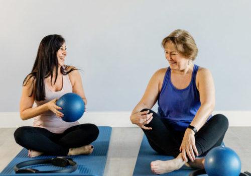 Pilates Bring A Friend Challenge