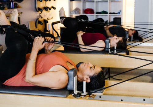 Pilates Joint Friendly Fitness